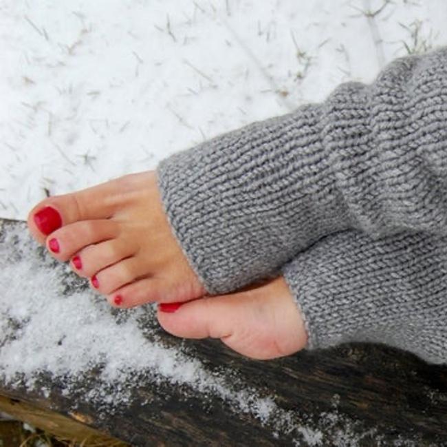 Escort Khloe Northampton Socks and Leg Warmers
