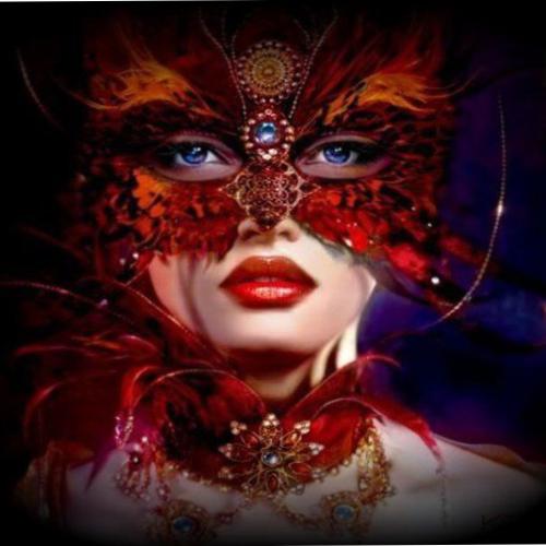 Escort Khloe Northampton Masquerade Masks